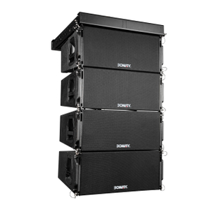 "VT-36 & VT33 Dual 10"" three way line array speaker set"
