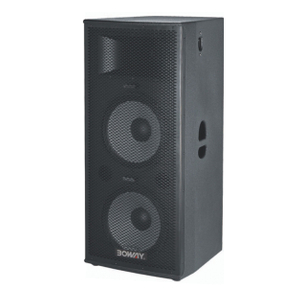 "BW-8G25 Dual 15"" two way speaker"