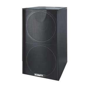 "WS-215 Dual 15"" subwoofer"